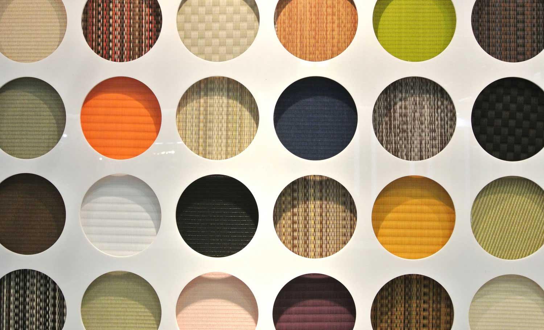 モダンな色彩の畳表