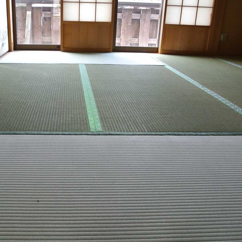 畳の敷き方⑤