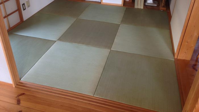 畳の敷き方⑦