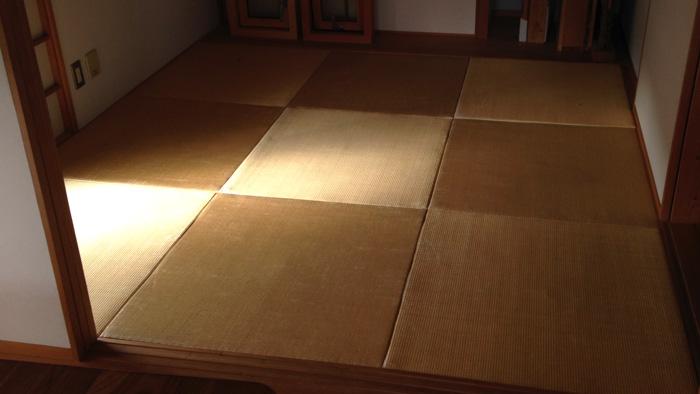 畳の敷き方⑧